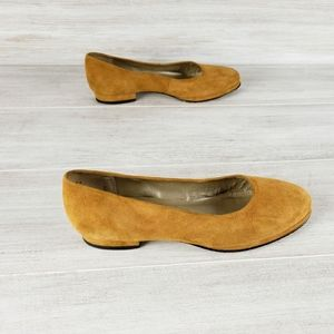 Connie Suede Flats 8B